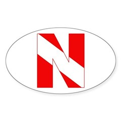 http://i3.cpcache.com/product/189272116/scuba_flag_letter_n_oval_decal.jpg?color=White&height=240&width=240
