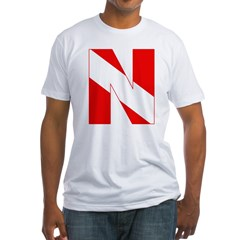 http://i3.cpcache.com/product/189272140/scuba_flag_letter_n_shirt.jpg?color=White&height=240&width=240
