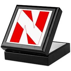 http://i3.cpcache.com/product/189272186/scuba_flag_letter_n_keepsake_box.jpg?color=Black&height=240&width=240