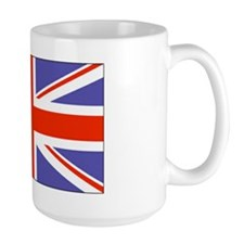 UK:British Flag Mug