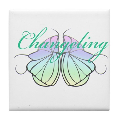 Changeling Tile Coaster
