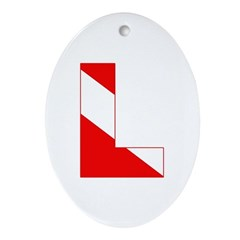 http://i3.cpcache.com/product/189274616/scuba_flag_letter_l_oval_ornament.jpg?height=240&width=240
