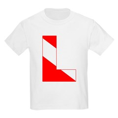 http://i3.cpcache.com/product/189274703/scuba_flag_letter_l_tshirt.jpg?color=White&height=240&width=240