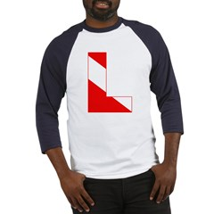 http://i3.cpcache.com/product/189274712/scuba_flag_letter_l_baseball_jersey.jpg?color=BlueWhite&height=240&width=240