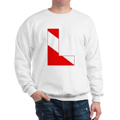 http://i3.cpcache.com/product/189274718/scuba_flag_letter_l_sweatshirt.jpg?color=White&height=240&width=240