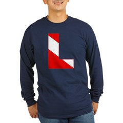 http://i3.cpcache.com/product/189274720/scuba_flag_letter_l_t.jpg?color=Navy&height=240&width=240