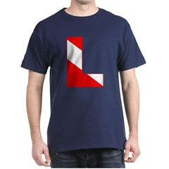 http://i3.cpcache.com/product/189274742/scuba_flag_letter_l_tshirt.jpg?color=Navy&height=240&width=240