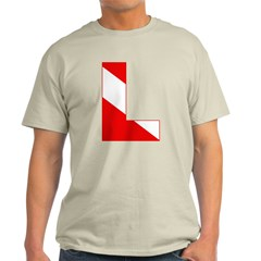 http://i3.cpcache.com/product/189274743/scuba_flag_letter_l_tshirt.jpg?color=Natural&height=240&width=240