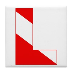 http://i3.cpcache.com/product/189274745/scuba_flag_letter_l_tile_coaster.jpg?height=240&width=240
