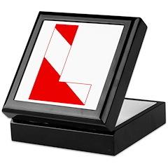 http://i3.cpcache.com/product/189274746/scuba_flag_letter_l_keepsake_box.jpg?color=Black&height=240&width=240