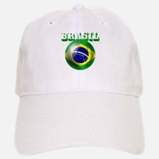 Brasil Football Baseball Baseball Cap
