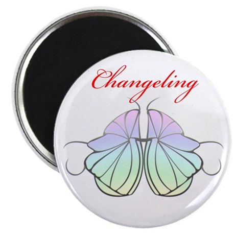 """Changeling 2.25"""" Magnet (10 pack)"""