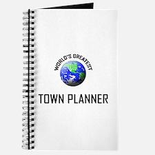 World's Greatest TOWN PLANNER Journal