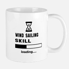 Wind Sailing Skill Loading... Mug