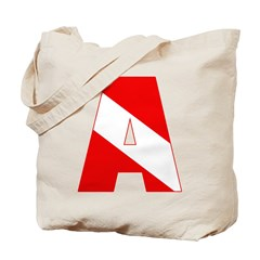 http://i3.cpcache.com/product/189285264/scuba_flag_letter_a_tote_bag.jpg?height=240&width=240