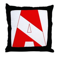 http://i3.cpcache.com/product/189285267/scuba_flag_letter_a_throw_pillow.jpg?height=240&width=240