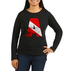 http://i3.cpcache.com/product/189285283/scuba_flag_letter_a_tshirt.jpg?color=Black&height=240&width=240
