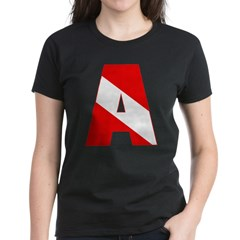 http://i3.cpcache.com/product/189285295/scuba_flag_letter_a_tee.jpg?color=Black&height=240&width=240