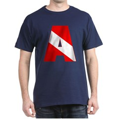 http://i3.cpcache.com/product/189285301/scuba_flag_letter_a_tshirt.jpg?color=Navy&height=240&width=240