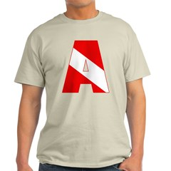 http://i3.cpcache.com/product/189285302/scuba_flag_letter_a_tshirt.jpg?color=Natural&height=240&width=240