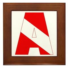 http://i3.cpcache.com/product/189285303/scuba_flag_letter_a_framed_tile.jpg?height=240&width=240