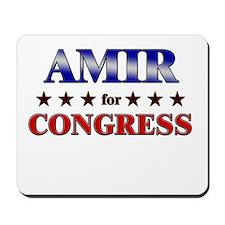 AMIR for congress Mousepad