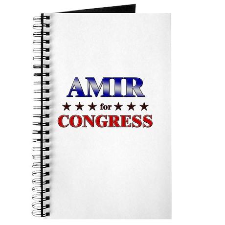 AMIR for congress Journal