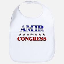 AMIR for congress Bib