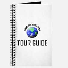 World's Greatest TOUR GUIDE Journal