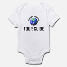 World's Greatest TOUR GUIDE Infant Bodysuit