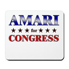 AMARI for congress Mousepad