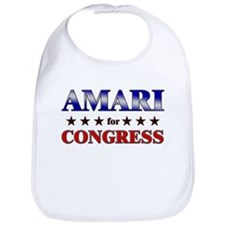 AMARI for congress Bib