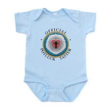 Official Potluck Taster Infant Bodysuit