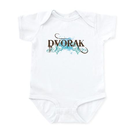 DVORAK grunge Infant Bodysuit