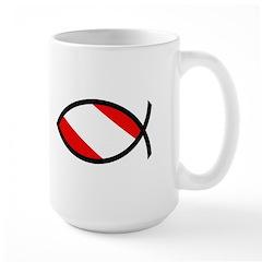 http://i3.cpcache.com/product/189297804/scuba_flag_ichthys_mug.jpg?height=240&width=240