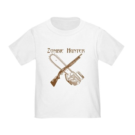 Zombie Hunter - 3 Toddler T-Shirt