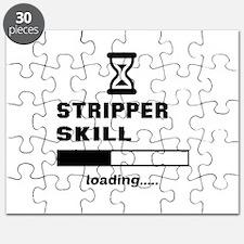 Stripper Skill Loading..... Puzzle
