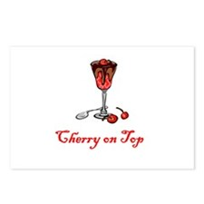 Cherry on Top Postcards (Package of 8)