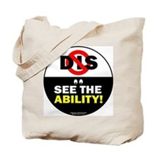 See the Ability! Tote Bag