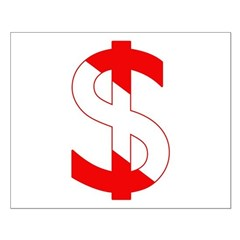 http://i3.cpcache.com/product/189302500/scuba_flag_dollar_sign_posters.jpg?height=240&width=240