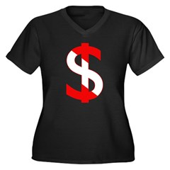 http://i3.cpcache.com/product/189302574/scuba_flag_dollar_sign_womens_plus_size_vneck_da.jpg?color=Black&height=240&width=240
