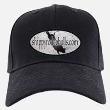 Black Shippy Rodeo Bulls Cap