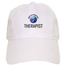 World's Greatest THERAPIST Baseball Cap