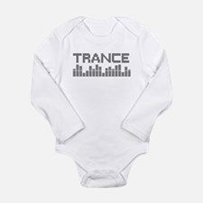 Trance crop Body Suit