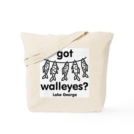 got walleyes? Tote Bag