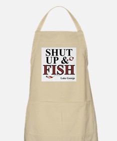 Shut Up & Fish BBQ Apron