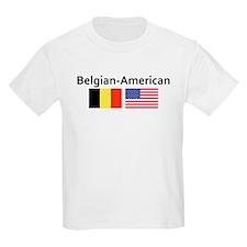 Belgian American T-Shirt
