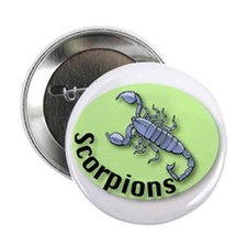 "Scorpions 2.25"" Button (10 pack)"