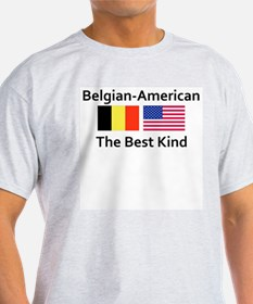 Belgian American-The Best Kin T-Shirt