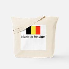 Made in Belgium Tote Bag
